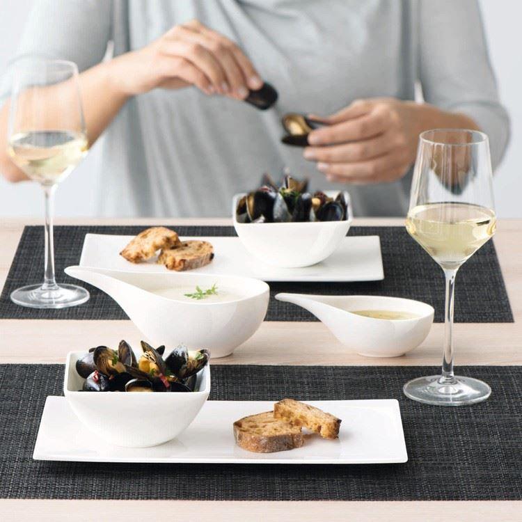 Nieuw bij Annaservies: het à Table servies van ASA Selection