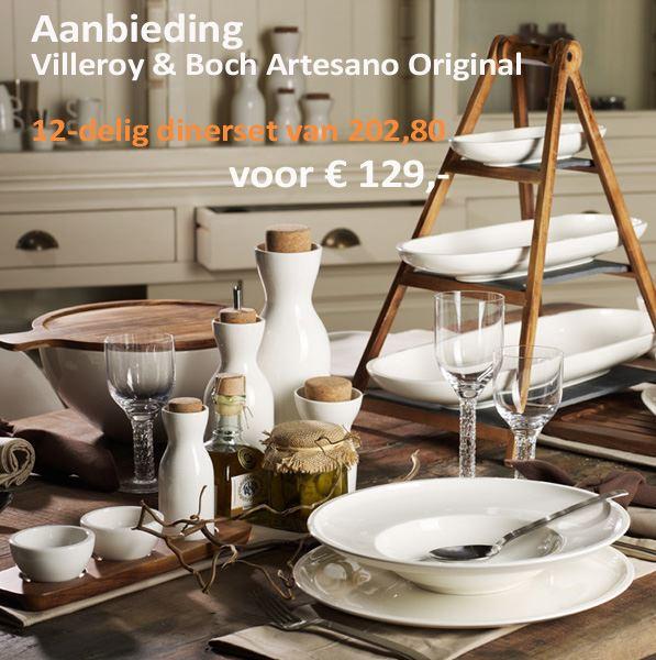 Villeroy & Boch Artesano Original Aanbieding