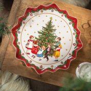 Villeroy & Boch Christmas Toy's Fantasy Serveerschaal 39 cm - diep