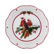 Villeroy & Boch Christmas Toy's Fantasy Schaal klein 17 cm, vogels