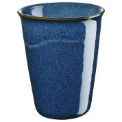 ASA Selection Saisons Coppetta Cappuccino beker 0.25 ltr Midnight blue - Set van 2