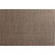 ASA Selection Placemats Placemat 33x46 cm - koper/donkerbruin