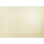 ASA Selection Placemats Placemat 33x46 cm - zand metallic
