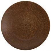 Avet Artist Brown Plat bord 31.5 cm