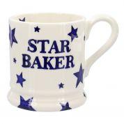 Emma Bridgewater Blues Beker 0.3 ltr Star Baker Starry Skies