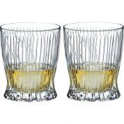 Riedel Fire Whiskyglas - Set van 2