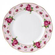 Royal Albert New Country Roses Pink Vintage Dinerbord 27 cm