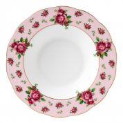 Royal Albert New Country Roses Pink Vintage Diep Bord 24 cm