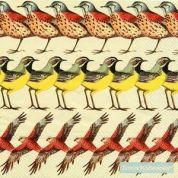 Emma Bridgewater Servetten Servetten Birds 33 x 33 cm ( Set van 20 )