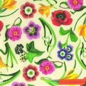Emma Bridgewater Servetten Servetten Flowers - 33 x 33 cm ( Set van 20 )