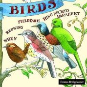 Emma Bridgewater Servetten Servetten Garden Birds 33 x 33 cm ( Set van 20 )