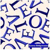 Emma Bridgewater Servetten Servetten Love Blue 33 x 33 cm ( Set van 20 )