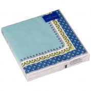 Villeroy & Boch Casale Blu Servetten 33 x 33 cm ( Set van 20 )