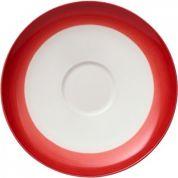 Villeroy & Boch Colourful Life Espressoschotel 12 cm Deep Red