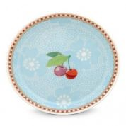Pip Floral Theetip Blauw - Dotted Flower