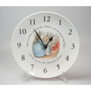 Wedgwood Peter Rabbit Original Klok ( Wandklok ) ( UK )