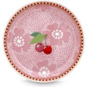 Pip Floral Theetip Roze - Dotted Flower
