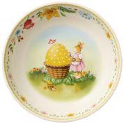 Villeroy & Boch Pasen Spring Fantasy Paasmandje 22 cm, Bunny Family
