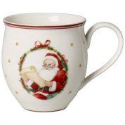 Villeroy & Boch Christmas Toy's Delight Beker 0.44 ltr - Mr & Mrs Santa