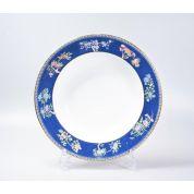 Wedgwood Blue Siam Diep bord 20 cm
