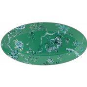 Wedgwood Jasper Conran Chinoiserie Serveerschaal ovaal 45 x 24.5 cm GROEN