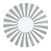 Wedgwood Jasper Conran Platinum Striped Theeschotel 16 cm