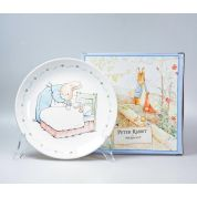 Wedgwood Peter Rabbit Original Bord 20 cm - Naar bed