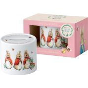 Wedgwood Peter Rabbit Spaarpot Roze