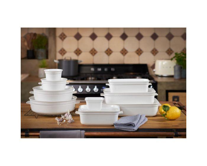 Villeroy En Boch Ovenschaal.Villeroy Boch Clever Cooking Ovenschaal Vierkant 21x21 Cm